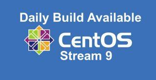 Centos-stream-9-download