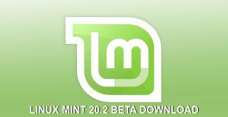 DOWNLOAD-LINUX-MINT-20-2-BETA